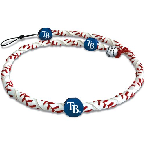 GameWear Tampa Bay Rays Classic Frozen Rope Baseball Necklace
