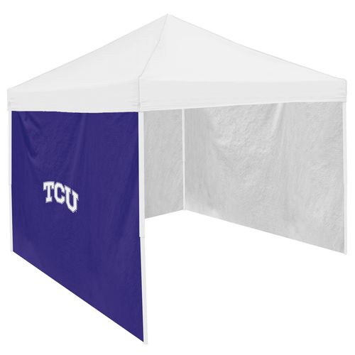 Logo Texas Christian University Tent Side Panel