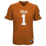 NCAA Kids' University of Texas Football Player Performance T-shirt