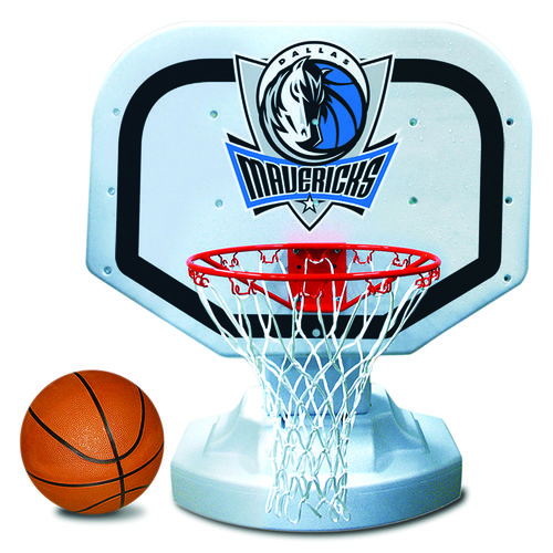 Poolmaster® Dallas Mavericks Competition Style Poolside Basketball Game - view number 1