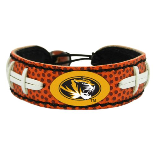 GameWear University of Missouri Classic Football Bracelet