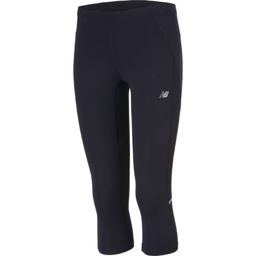New Balance Women's Accelerate Capri Performance Pant