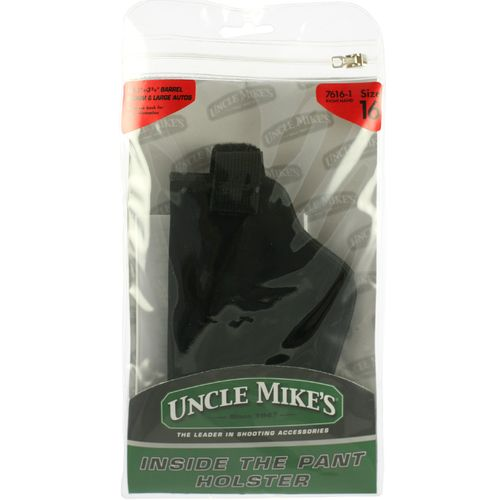 Display product reviews for Uncle Mike's Size 16 Inside-the-Pant Holster