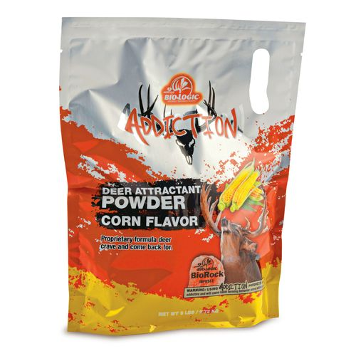 Mossy Oak Addiction Corn 5 lb. Powder