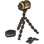 Dorcy Pro Series LED Headlight with Tripod
