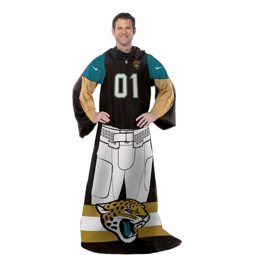 The Northwest Company Jacksonville Jaguars Uniform Comfy Throw