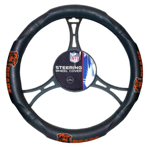 The Northwest Company Chicago Bears Steering Wheel Cover