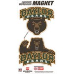 Stockdale Baylor University Logo Magnets 2-Pack