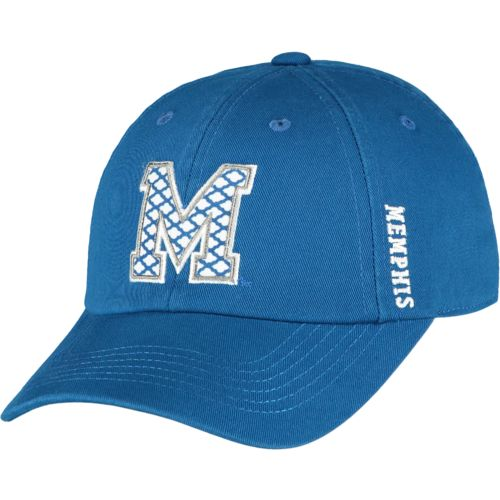 Top of the World Women's University of Memphis Quadra Cap