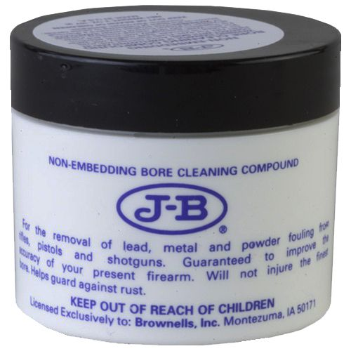 Brownell J-B 2 oz. Bore Compound Cleaner
