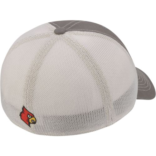 Top of the World Adults' University of Louisville Putty Cap - view number 2