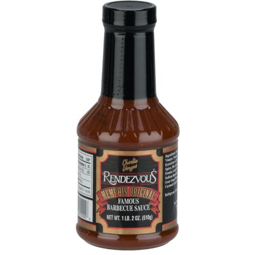 Rendezvous Famous Mild Barbecue Sauce