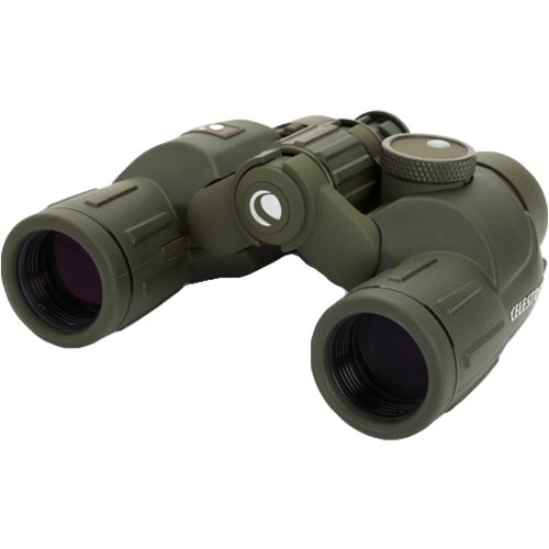 Celestron Cavalry Binoculars with Compass and Reticle