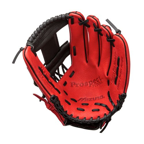 "Display product reviews for Mizuno Boys' Prospect Future 11.5"" Infield Baseball Glove"