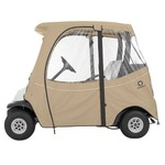 Classic Accessories Fairway Collection FadeSafe™ Club Car® Precedent Golf Cart Enclosure - view number 3