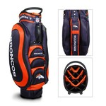 Team Golf Denver Broncos Medalist 14-Way Golf Cart Bag