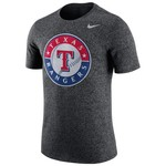 Nike Men's Texas Rangers Wordmark Logo T-shirt