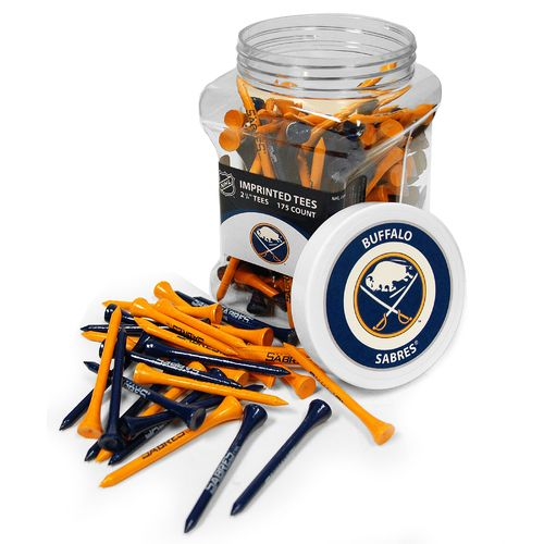 Team Golf Buffalo Sabres Tees 175-Pack