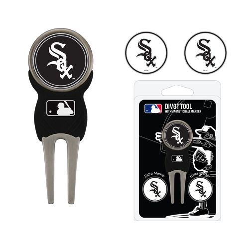 Team Golf Chicago White Sox Divot Tool and