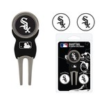 Team Golf Chicago White Sox Divot Tool and Ball Marker Set - view number 1