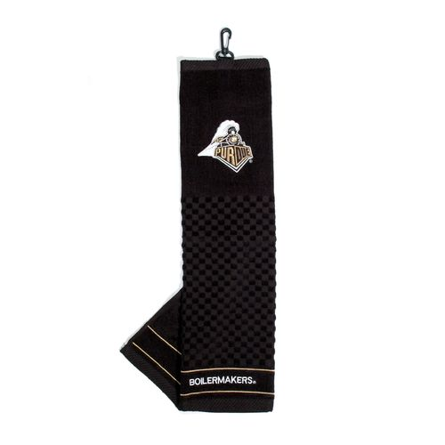 Team Golf Purdue University Embroidered Towel