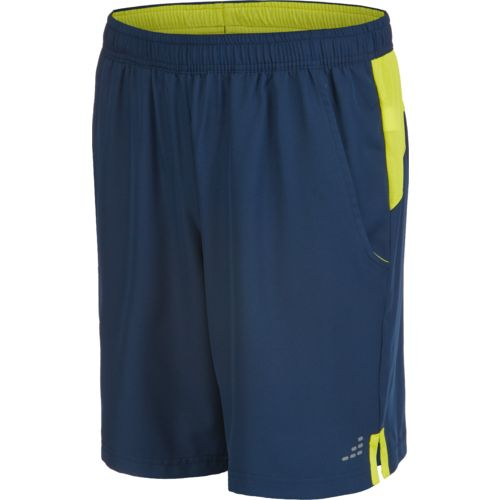 BCG Men's 9 in Tennis Colorblock Short