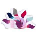 BCG Girls' Cushioned No-Show Socks 6 Pack - view number 1