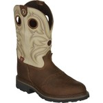 Tony Lama Men's Grizzly 3R Waterproof Steel Toe Work Boots - view number 2