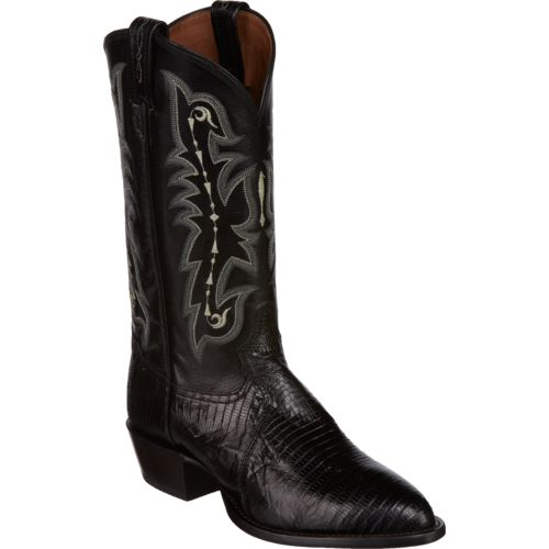 Tony Lama Men's Lizard Exotics Western Boots - view number 2