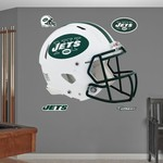 Fathead New York Jets Real Big Helmet Decal