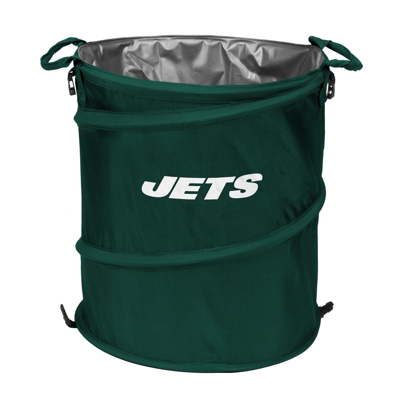 Logo™ New York Jets Collapsible 3-in-1 Cooler/Hamper/Wastebasket