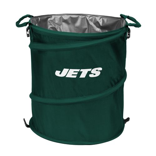 Logo™ New York Jets Collapsible 3-in-1 Cooler/Hamper/Wastebasket