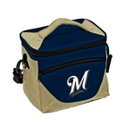 Logo Milwaukee Brewers Halftime Lunch Cooler
