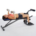 Pure Fitness FID Weight Bench - view number 6
