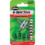 Slime 4-in-1 Tool and Valve Cores Set