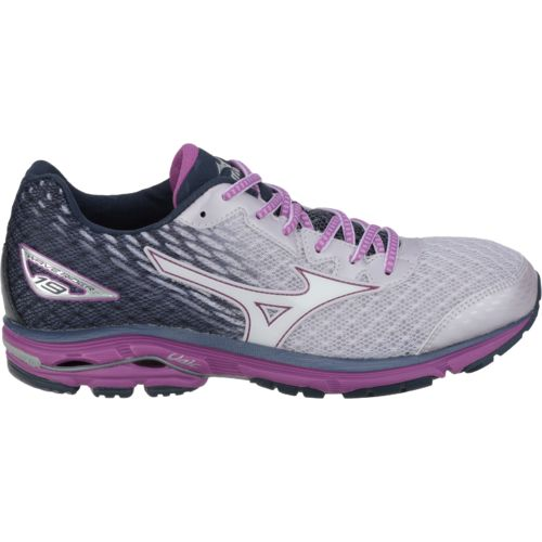 Mizuno™ Women's Wave Rider 19 Neutral Running Shoes