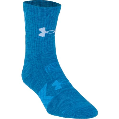 Under Armour® Men's Undeniable Twisted Mid Crew Socks
