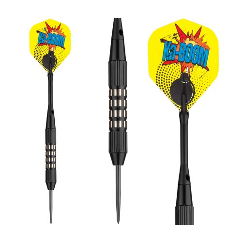 Viper Comix 22-Gram Steel-Tip Darts 3-Pack - view number 2