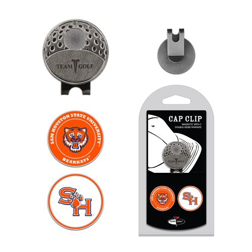 Team Golf Sam Houston State University Marker Cap Clip