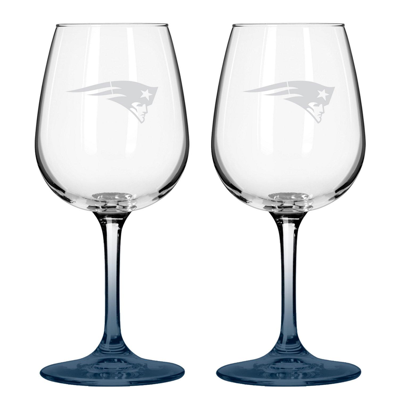Boelter Brands New England Patriots 12 oz. Wine