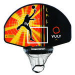 Vuly Trampoline Basketball Net 2 Set