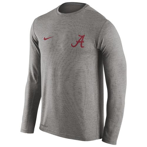 Nike Men's University of Alabama DF Touch Long