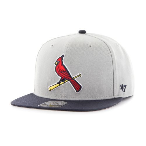 '47 Men's St. Louis Cardinals Sure Shot 2-Tone Captain Cap
