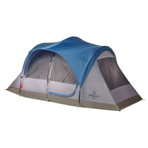 Display product reviews for Magellan Outdoors Bastrop 5 Person Dome Tent