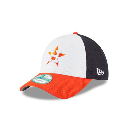 New Era Men's Houston Astros 9FORTY Perf Block Cap