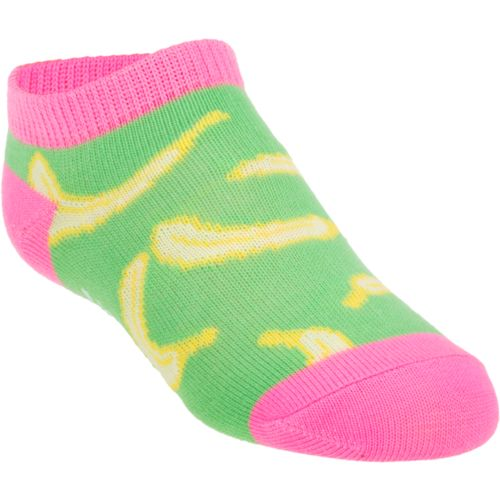 BCG™ Girls' Days of the Week No-Show Socks 7 Pairs