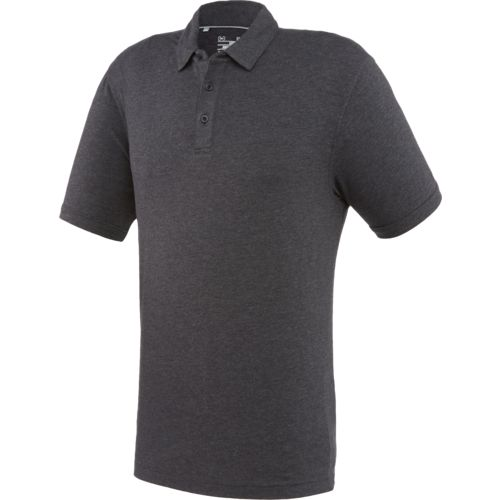 Under Armour Men's Charged Cotton Scramble Polo Shirt