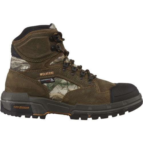 Wolverine Men's Claw Outdoor Hunting Boots