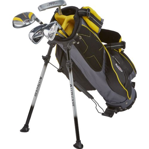 U.S. Kids Golf Juniors' Ultralight 4-Club Stand Bag Set - view number 2