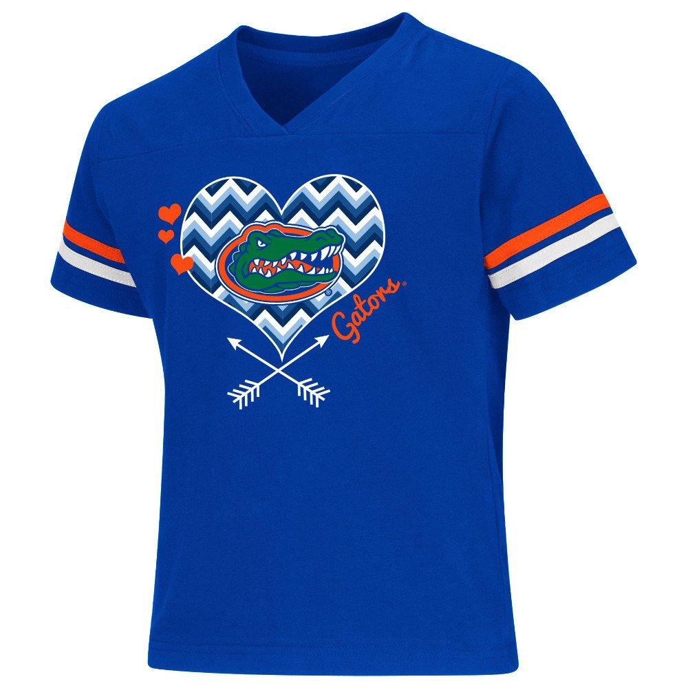 Colosseum Athletics Girls' University of Florida Football Fan